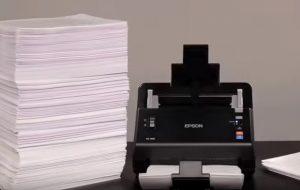 Tipos de escaner de documentos
