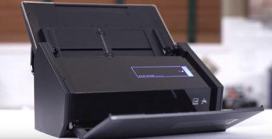 mejor precio Escáner Futjitsu IX500